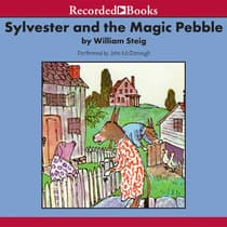 Sylvester and the Magic Pebble by William Steig audiobook
