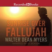 Sunrise Over Fallujah by Walter Dean Myers audiobook