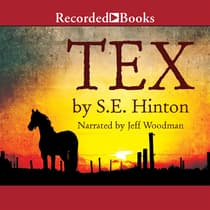 Tex by S. E. Hinton audiobook