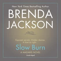 Slow Burn by Brenda Jackson audiobook