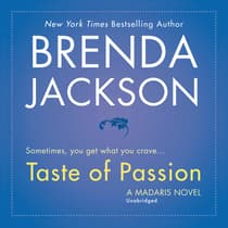 Taste of Passion by Brenda Jackson audiobook