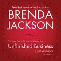 Unfinished Business by Brenda Jackson audiobook