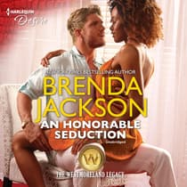 An Honorable Seduction by Brenda Jackson audiobook
