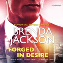Forged in Desire by Brenda Jackson audiobook