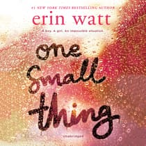 One Small Thing by Erin Watt audiobook