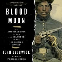 Blood Moon by John Sedgwick audiobook