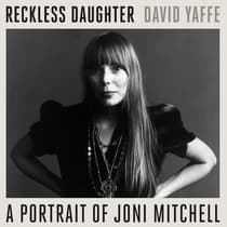 Reckless Daughter by David Yaffe audiobook