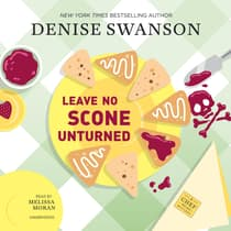 Leave No Scone Unturned by Denise Swanson audiobook