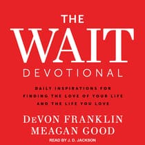 The Wait Devotional by Meagan Good audiobook