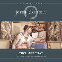 Thou Art That by Joseph Campbell audiobook