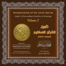 Interpretation of the Great Qur'an: Volume 3 by Mohammad Amin Sheikho audiobook