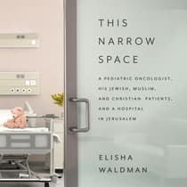 This Narrow Space by Elisha Waldman audiobook