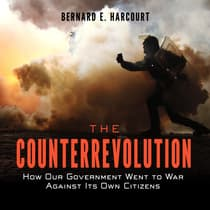 The Counterrevolution by Bernard E. Harcourt audiobook
