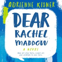 Dear Rachel Maddow by Adrienne Kisner audiobook