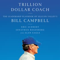 Trillion Dollar Coach by Eric Schmidt audiobook