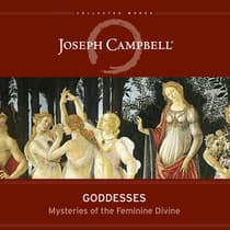 Goddesses by Joseph Campbell audiobook