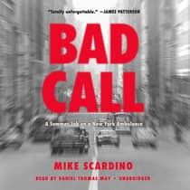 Bad Call by Mike Scardino audiobook