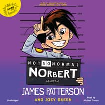 Not So Normal Norbert by James Patterson audiobook