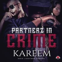 Partnerz in Crime by Kareem  audiobook