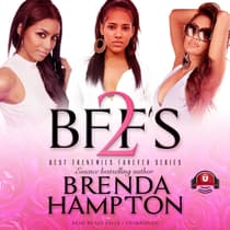 BFF'S 2 by Brenda Hampton audiobook