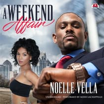 A Weekend Affair by Noelle Vella audiobook