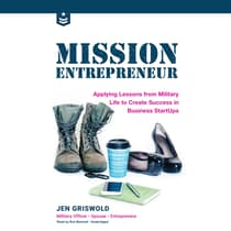 Mission Entrepreneur by Jen Griswold audiobook