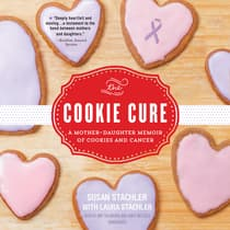 The Cookie Cure by Susan Stachler audiobook