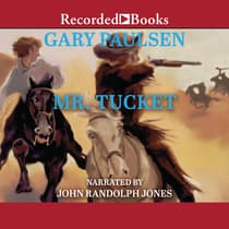 Mr. Tucket by Gary Paulsen audiobook