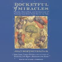 Pocketful of Miracles by Joan Borysenko audiobook