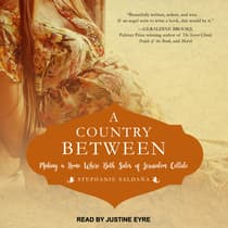 A Country Between by Stephanie Saldaña audiobook
