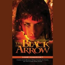 The Black Arrow by Robert Louis Stevenson audiobook