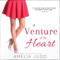 A Venture of the Heart by Amelia Judd audiobook
