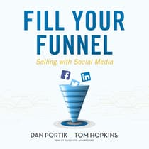 Fill Your Funnel by Dan Portik audiobook