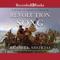 Revolution Song by Russell Shorto audiobook