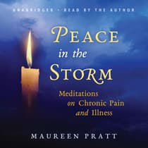 Peace in the Storm by Maureen Pratt audiobook