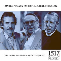Contemporary Eschatological Thinking by John Warwick Montgomery audiobook