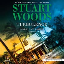 Turbulence by Stuart Woods audiobook