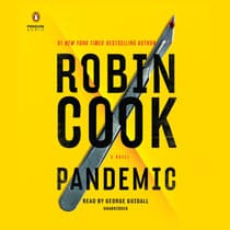 Pandemic by Robin Cook audiobook