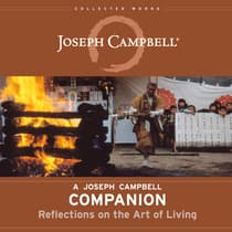 A Joseph Campbell Companion by Joseph Campbell audiobook