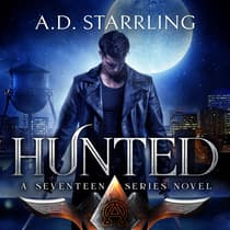 Hunted by A. D. Starrling audiobook