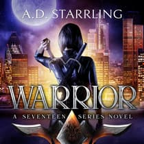 Warrior by A. D. Starrling audiobook