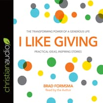 I Like Giving by Brad Formsma audiobook