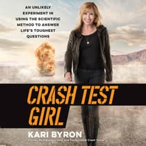 Crash Test Girl by Kari Byron audiobook