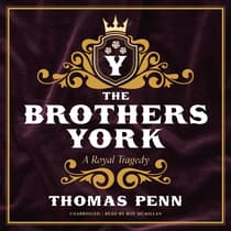 The Brothers York by Thomas Penn audiobook
