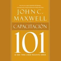 Capacitación 101 by John C. Maxwell audiobook