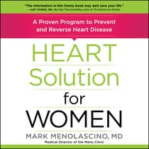 Heart Solution for Women by Mark Menolascino audiobook