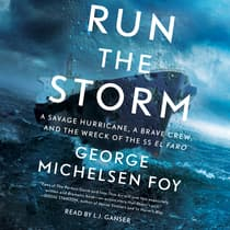 Run the Storm by George Michelsen Foy audiobook