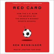 Red Card by Ken Bensinger audiobook