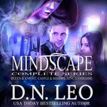 Mindscape Complete Trilogy by D.N. Leo audiobook