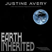 Earth Inherited by Justine Avery audiobook